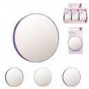 wholesale Make-up Accessoires: mirror x5, 3-times assorted
