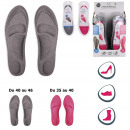 relaxing sole pair x1, 2-times assorted