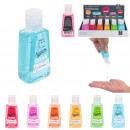 gel cleanser hands I am hyperclean, 6-times ass
