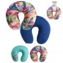 Pillow of exotic neck, 2- times assorted