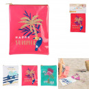 swimsuit clutch, 3- times assorted