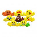 Emoji plush Gift 8 assorted 22cm