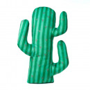 Emoji Love Plush Pillow Cactus 35cm