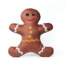 Emoji Love Plush Pillow Gingerbread Man 30cm