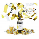 groothandel Stationery & Gifts: Party Popper Confetti kanon Champagnefle