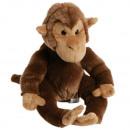 Plush chimpanzee 35 cm