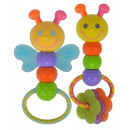 Simba ABC Rattle with teether 19cm