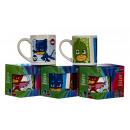 wholesale Household & Kitchen: PJ Masks Mug 8OZ 3 assorted
