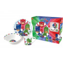 PJ Masks Breakfast set 3 piece ceramic