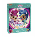wholesale Home & Living: Shimmer & Shine Wall Clock