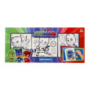 wholesale Fashion & Apparel: PJ Masks Canvas set of 3 pieces