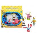 Spongebob Superheroes Figures set
