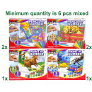 wholesale Other: Cra-Z-Art Paint by Number + Pencil by Number assor