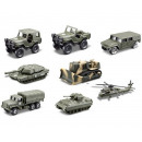 wholesale Other: Maisto Army vehicles Military Force 1:64 7,5cm