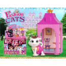 Blind Bag Fashion Cats collection figures assorted