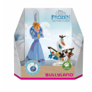 wholesale Licensed Products: Bullyland Olaf's frozen Adventure Anna + ...