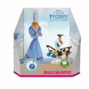 Bullyland Olaf's frozen Adventure Anna + Olaf