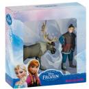 Bullyland Disney frozen Kristoff + Sven