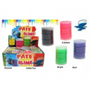 Putty Slime Oil 30gr. 6 assorted in displ