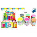 Putty Slime Oil 120gr. 6 assorted in disp