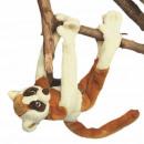 nagyker Játékok:Plüss Hanga majom 43 cm