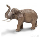 Schleich Asian Males Elephant
