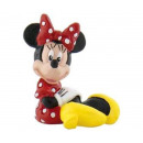 Bullyland Disney Minnie Mouse Type 2 sitting 4cm (