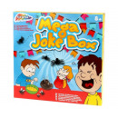 Mega Jokes Box with 10 hilarious jokes 24x24cm