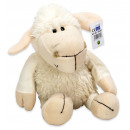 Plush sheep17cm