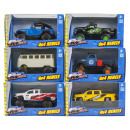 wholesale Other: Maisto Fresh Metal 4x4 Rebels Vehicles 9x15cm