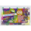 Großhandel Basteln & Malen: Webbänder in Box 4200 Stück 21x34cm