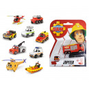 Firefighter Sam Die-cast vehicles assorted