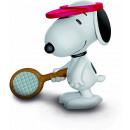 Schleich Snoopy Tennis Player