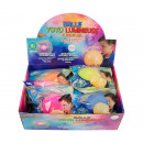 Jojo Balloon 25cm with light 6 in assorted Display