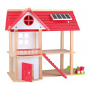 wholesale Baby Toys: Beeboo Dollhouse Eco Villa L 47.5 x W 31.5 x H 47.