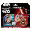 groothandel Sieraden & horloges: Star Wars Aquabeads BB-8 & Chewbacca Set ...