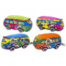 wholesale Other: Happy Bus 4 assorted 25 cm