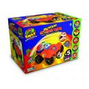 nagyker Játékok: Gobsmax Munchin Monster Truck + Launcher + 5x Gobs