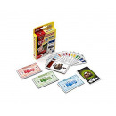 Monopoly Cars 2 Snap Em card game in Display