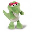 hurtownia Zabawki pluszowe & lalki: Nici Pluszowy krokodyl Nahla 25cm