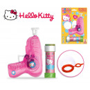 grossiste Jouets de plein air: Dulcop Hello Kitty Pistolet à bulles 60ml avec li