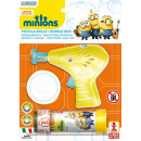 wholesale Outdoor Toys: Dulcop Minions Bubble blow gun 60ml with light
