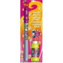 wholesale Outdoor Toys: Trolls Bubble Blower 175ml 36cm