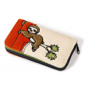 wholesale Wallets: Nici Wild Friends Plush Wallet + -16x9.5 cm