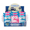 Luminou Plush Owl Luminous 2 assorted in displa