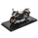 Motor scale model 1:24 Aprilia RSV 1000 6,5x12cm