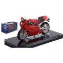 Engine scale model 1:24 Ducati 999 Testastretta 6.
