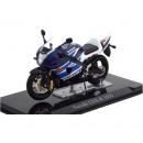 wholesale Models & Vehicles: Motor scale model 1:24 Suzuki GSX-R1000 8x12cm
