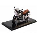Motor scale model 1:24 Moto Guzzi Breva V1100 8x1