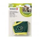 Schleich Green Horse Blanket with halter